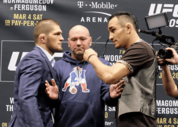 Coach weighs in on previous Khabib vs. Tony fight cancellations by closed guard media (CGM) (closedguardmedia.com)