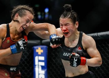 Weili Zhang reveals how devastated Joanna Jedrzejczyk was by the loss: 'She kept crying for hours' by closed guard media (CGM) (closedguardmedia.com)