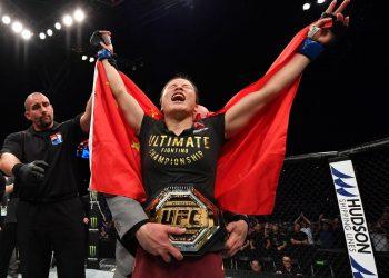 Dana White vows to make Weili Zhang a massive star following UFC 248 by closed guard media (CGM) (closedguardmedia.com)