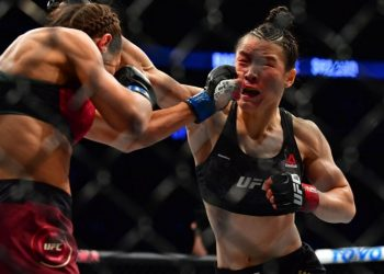 Weili Zhang says she hasn't watched her fight against Joanna Jedrzejczyk at UFC 248 by closed guard media (CGM) (closedguardmedia.com)