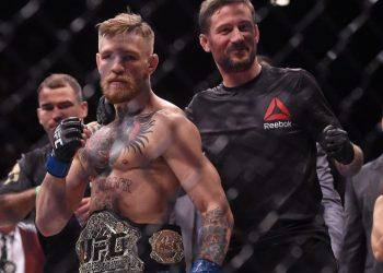John Kavanagh suggests Conor McGregor might step in against Tony Ferguson by closed guard media (CGM) (closedguardmedia.com)