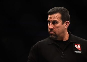 John McCarthy discusses Joanna Jedrzejczyk vs. Weili Zhang at UFC 248 by closed guard media (CGM) (closedguardmedia.com)