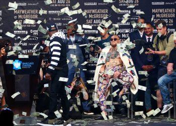 Floyd Mayweather names his price for McGregor or Nurmagomedov bout: $600m, Khabib responds by closed guard media (CGM) (closedguardmedia.com)