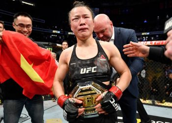 REPORT: Chinese TV company rakes in millions from Weili Zhang vs. Joanna Jedrzejczyk at UFC 248 by closed guard media (CGM) (closedguardmedia.com)