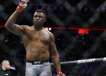 Francis Ngannou comments on UFC Columbus being moved to Las Vegas by closed guard media (CGM) (closedguardmedia.com)