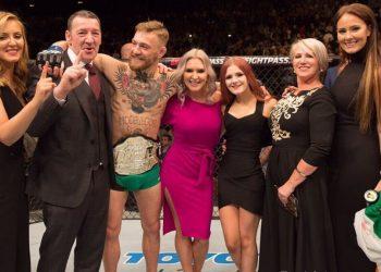 Conor McGregor reveals that his aunt has died from the coronavirus by closed guard media (CGM) (closedguardmedia.com)