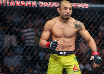 "Jose Aldo on Henry Cejudo: ""I only need a week of training to beat him"" by closed guard media (CGM) (closedguardmedia.com)"
