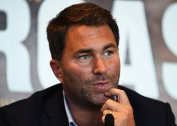"""Eddie Hearn on UFC: """"I'm jealous because they control the sport and fighters"""" by closed guard media (CGM) (closedguardmedia.com)"""