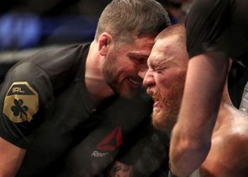 "John Kavanagh on Conor McGregor vs. Ferguson at UFC 249: ""no chance of that."" by closed guard media (CGM) (closedguardmedia.com)"